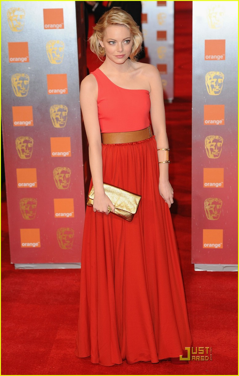 emma stone bafta awards 01