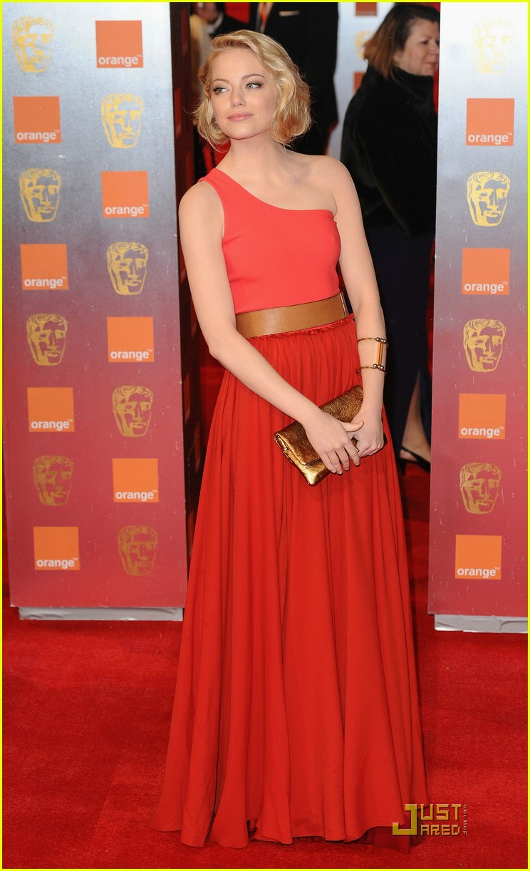 emma stone bafta awards 03