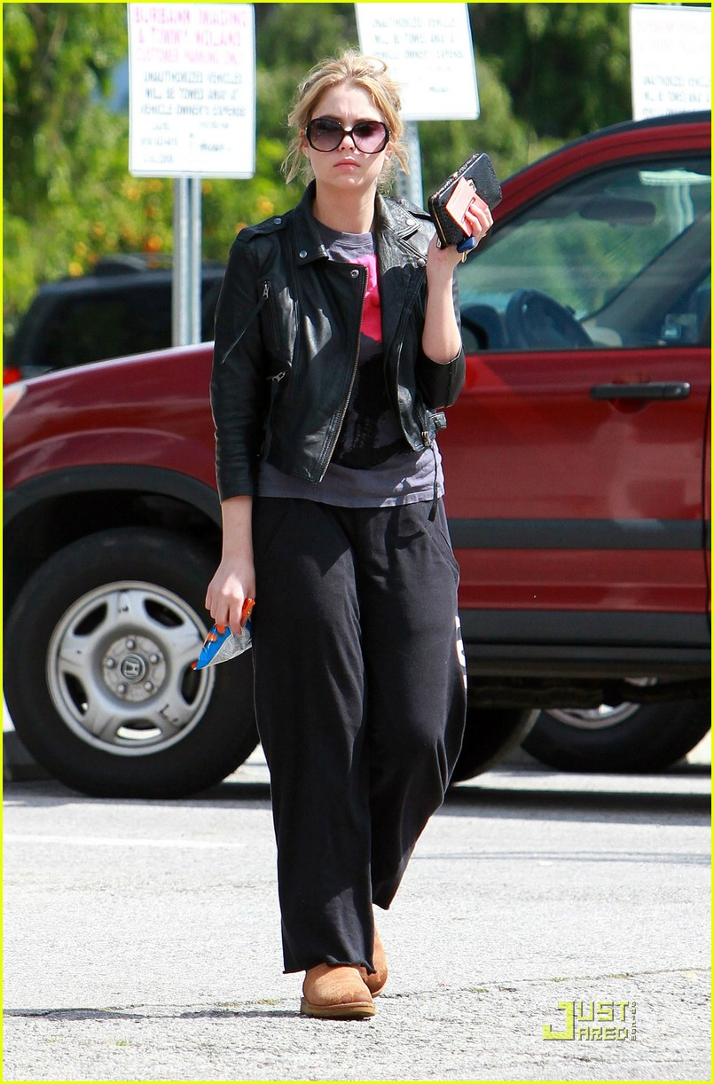 ashley benson coffee bean 09