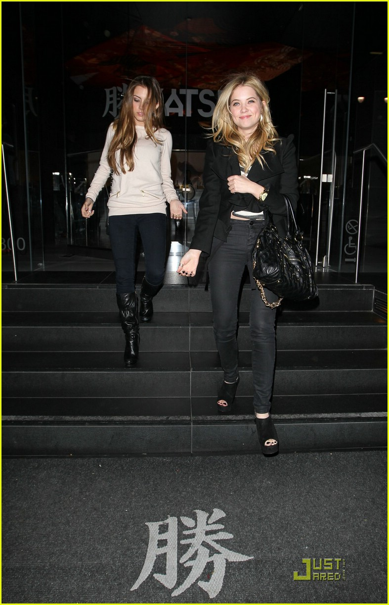 ashley benson katsuya cutie 03