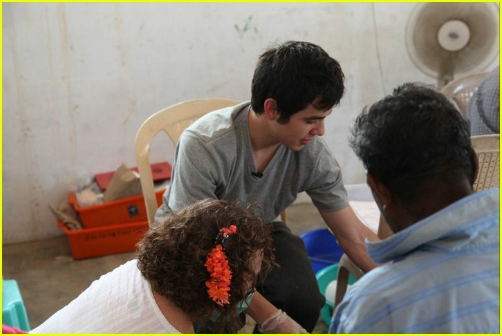 david archuleta rising star outreach 08