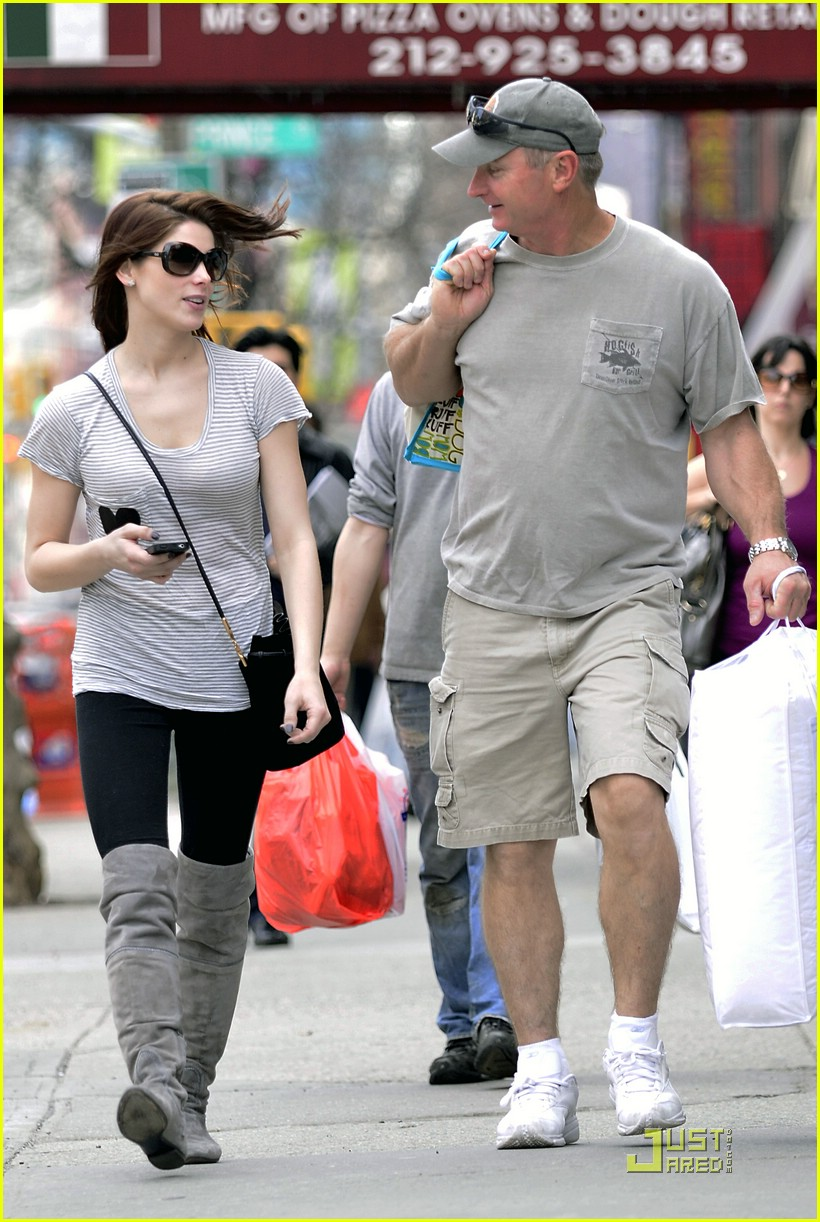 ashley greene soho dad 10