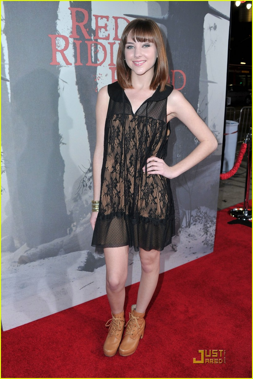 haley ramm red premiere 01