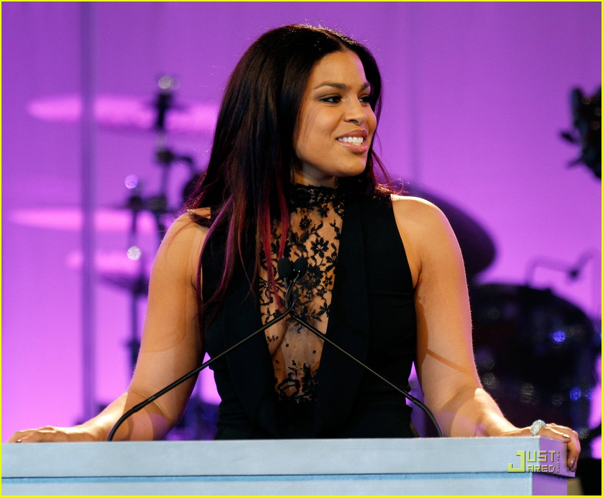 jordin sparks celeb fight night 09