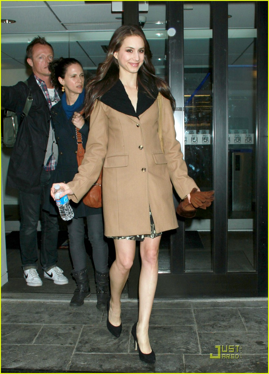 troian bellisario good day ny 04