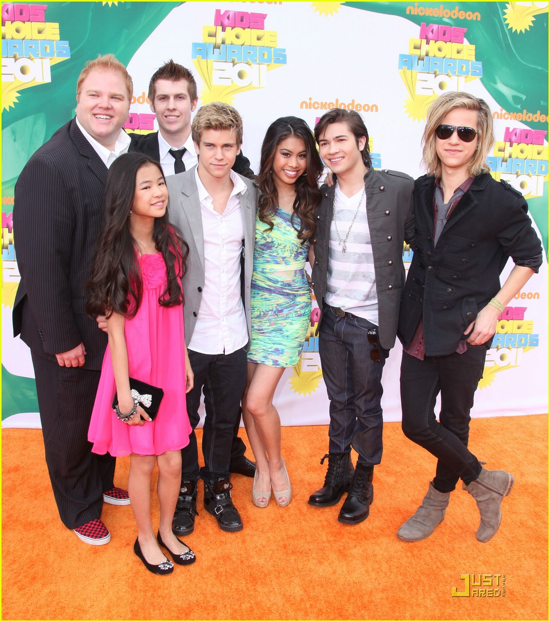 ashley argota kids choice awards 02