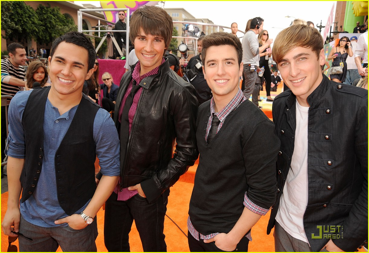 big time rush kca 2011 01