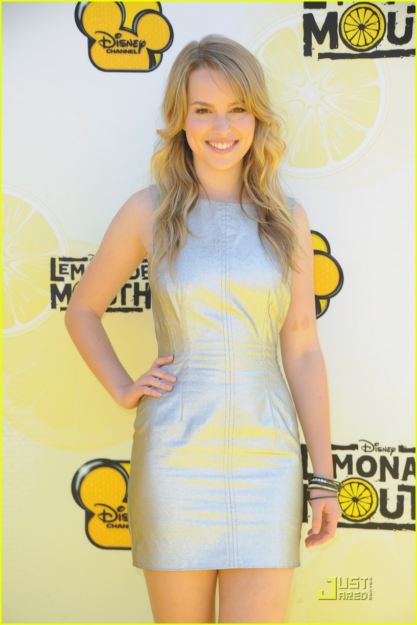 Bridgit Mendler: Lemonade Mouth Premiere! | Photo 412915 ...
