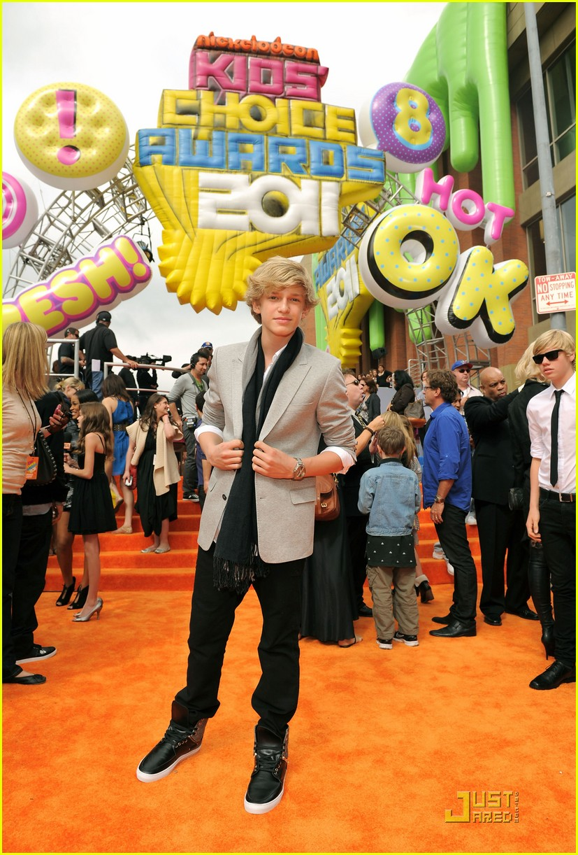 cody simpson kca 2011 02