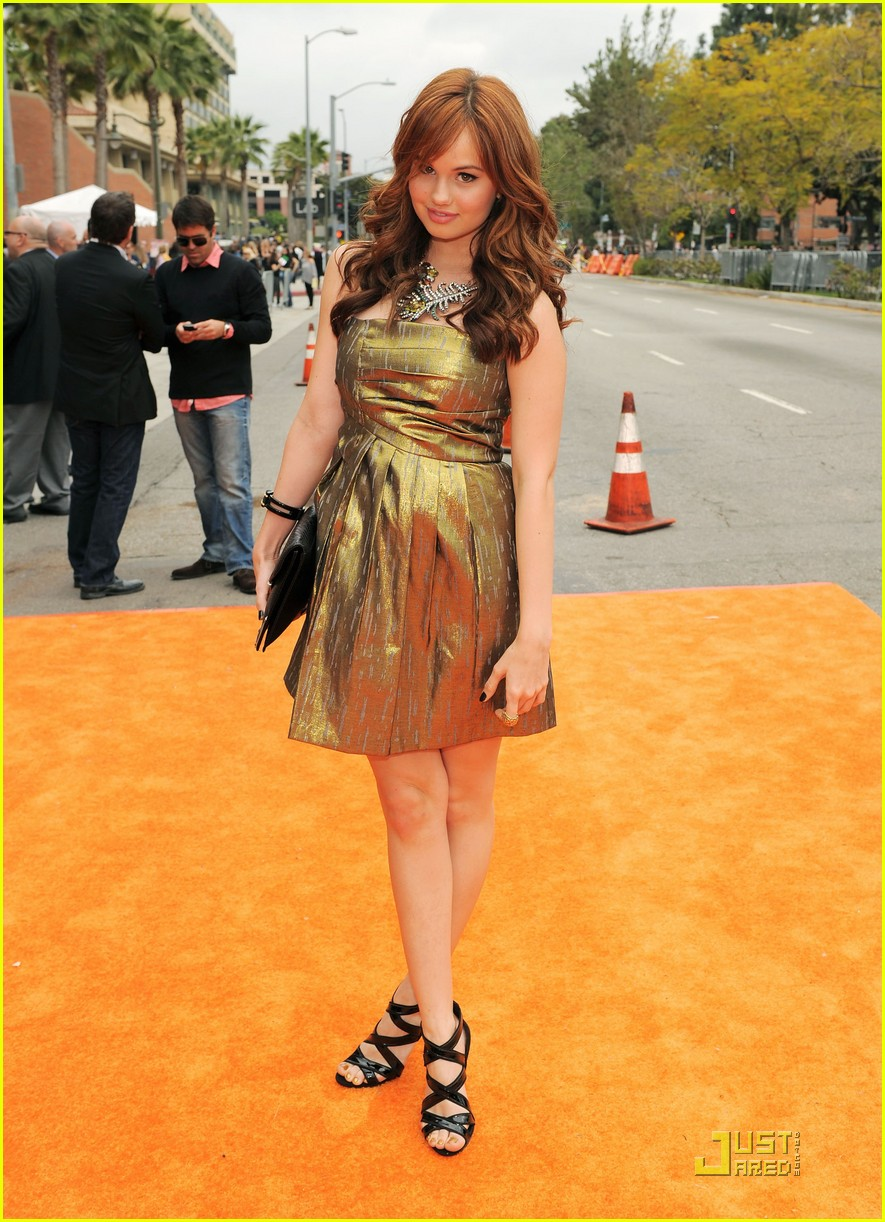 debby ryan kids choice awards 2011 01