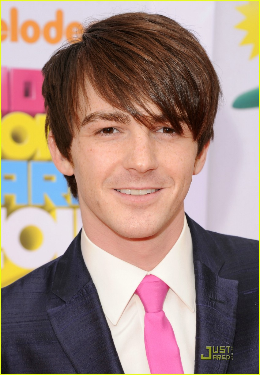 drake bell kids choice awards 02
