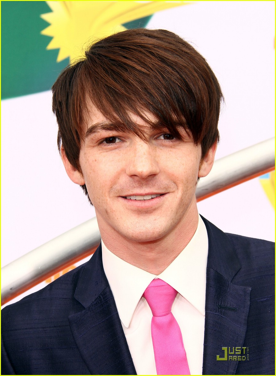 drake bell kids choice awards 05