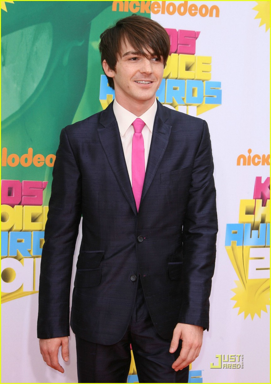 drake bell kids choice awards 08