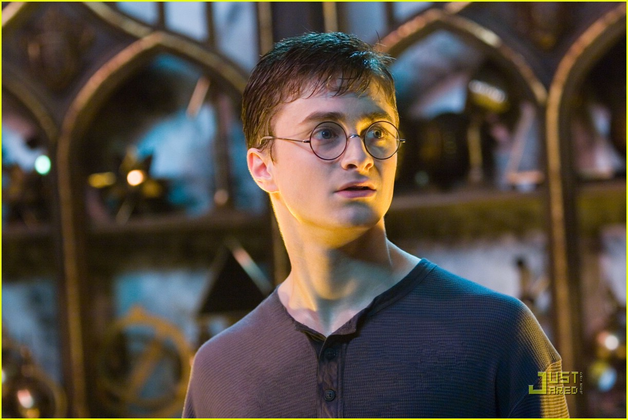 Daniel Radcliffe: Harry Potter Through The Years | Photo ...