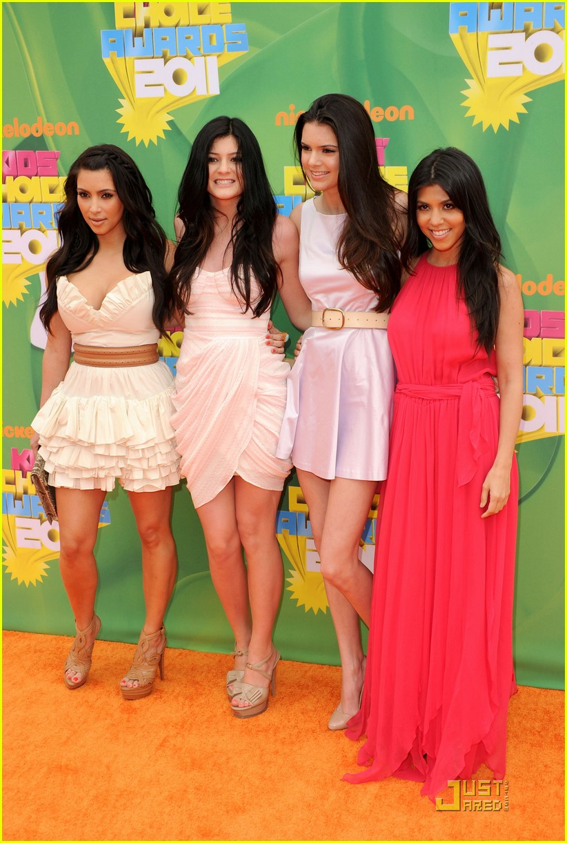 kendall kylie jenner kca 2011 03