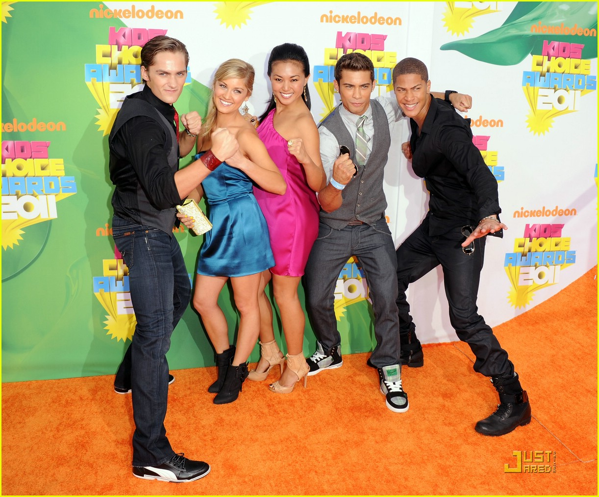 power rangers kids choice awards 06