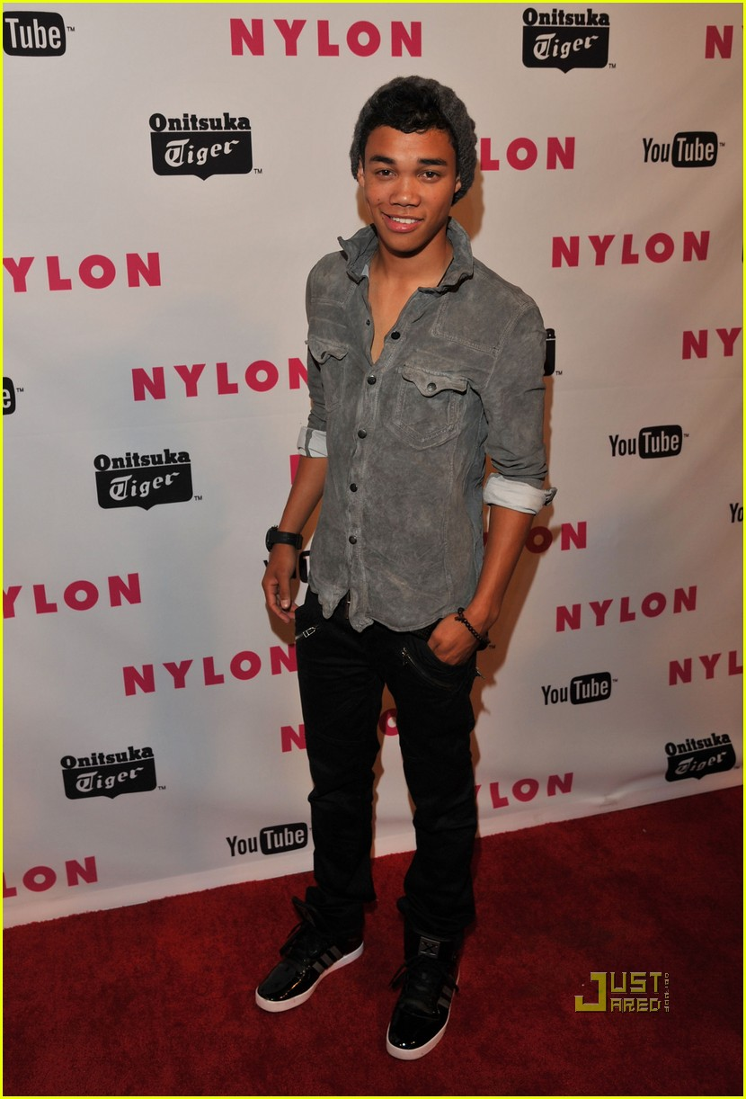 kelsey chow roshon fegan nylon party 03