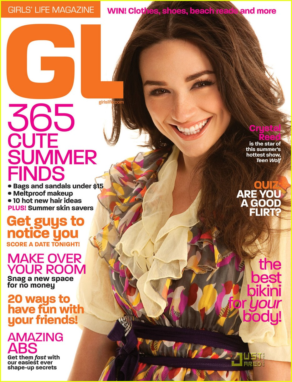 crystal reed girls life june 01