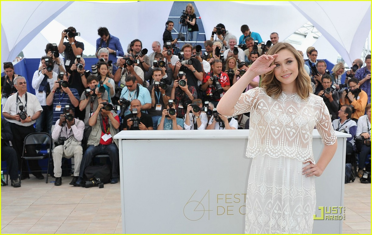 elizabeth olsen cannes festival 11