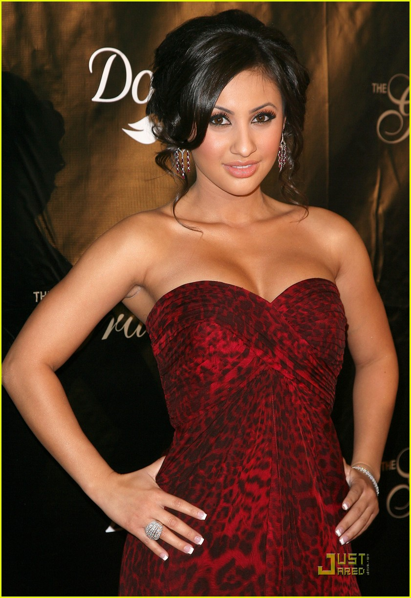 francia raisa gracie awards 09