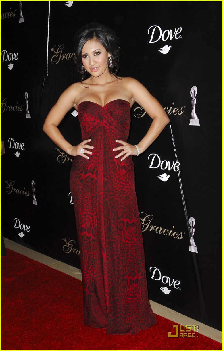 francia raisa gracie awards 13