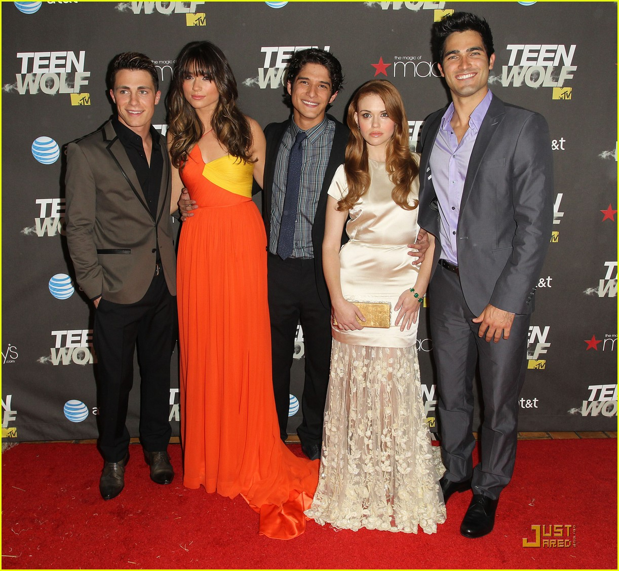 holland roden teen wolf premiere 07
