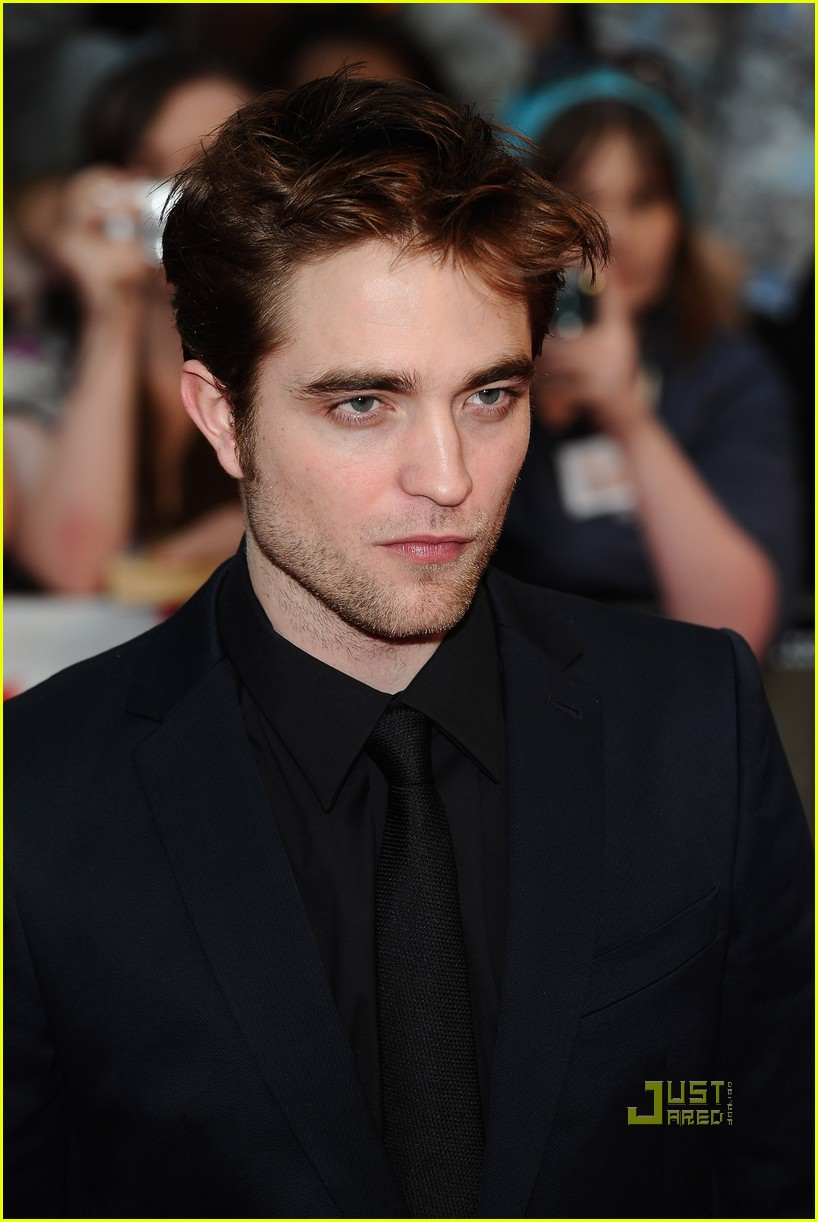 robert pattinson water for elephants uk premiere 02