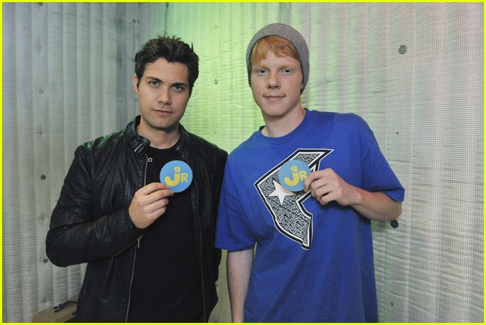 adam hicks drew seeley shake up song 03