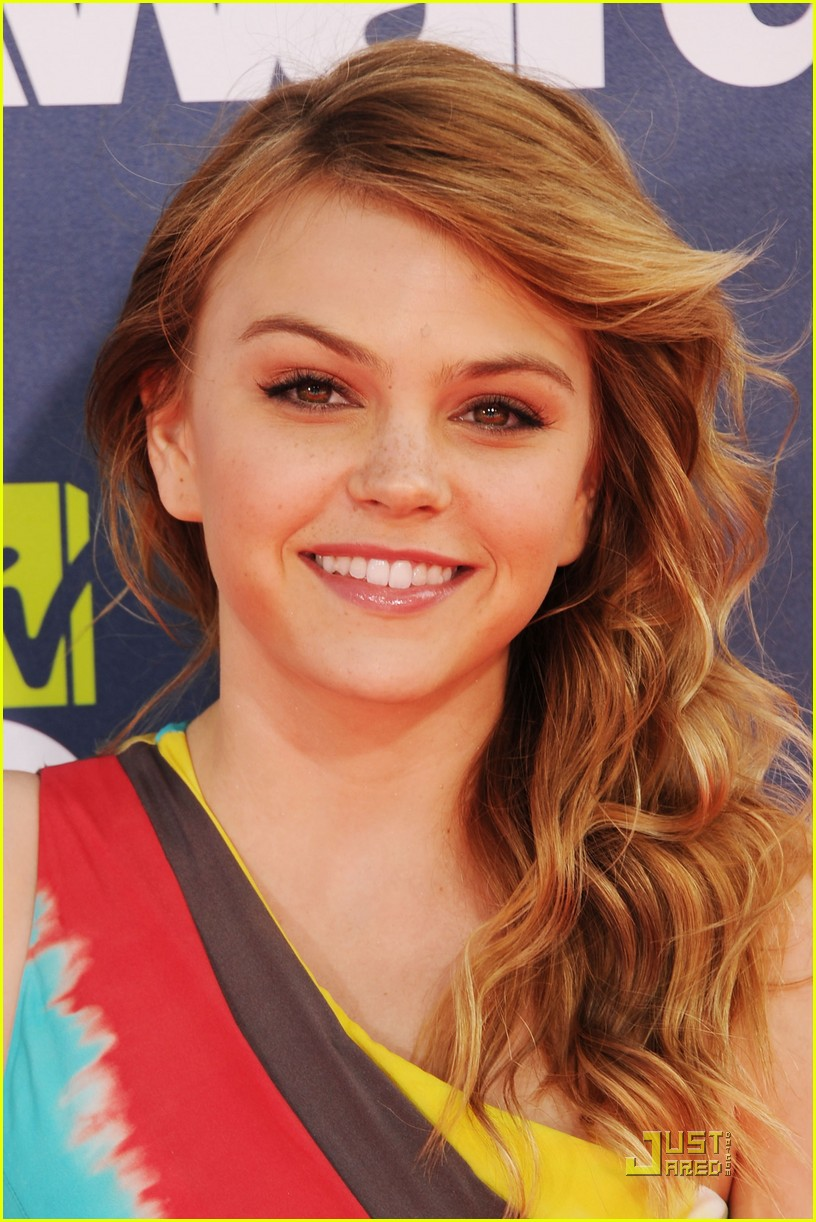aimee teegarden mtv movie awards 05