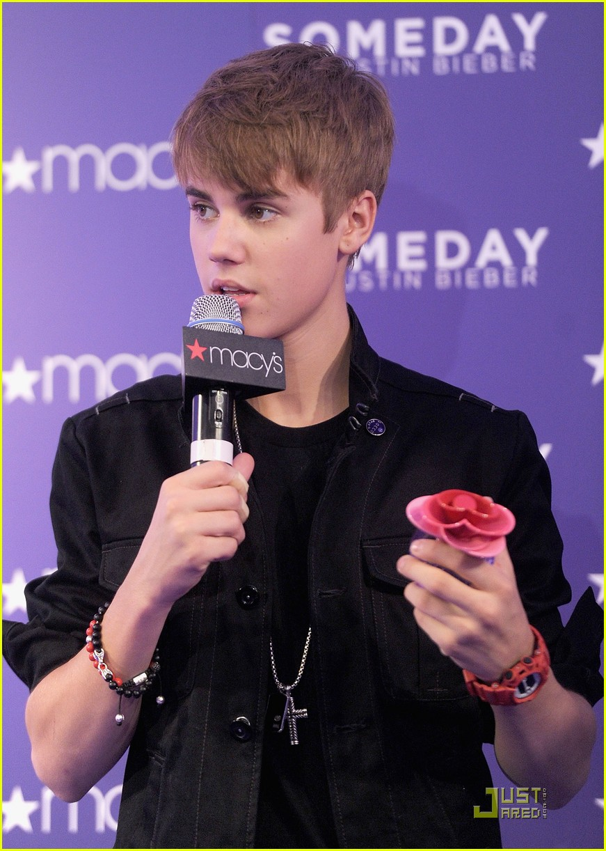 justin bieber someday launch 06