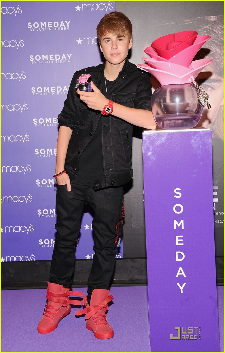 justin bieber someday launch 07