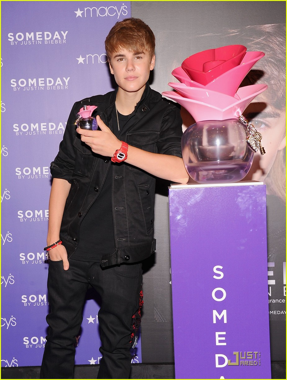 justin bieber someday launch 09