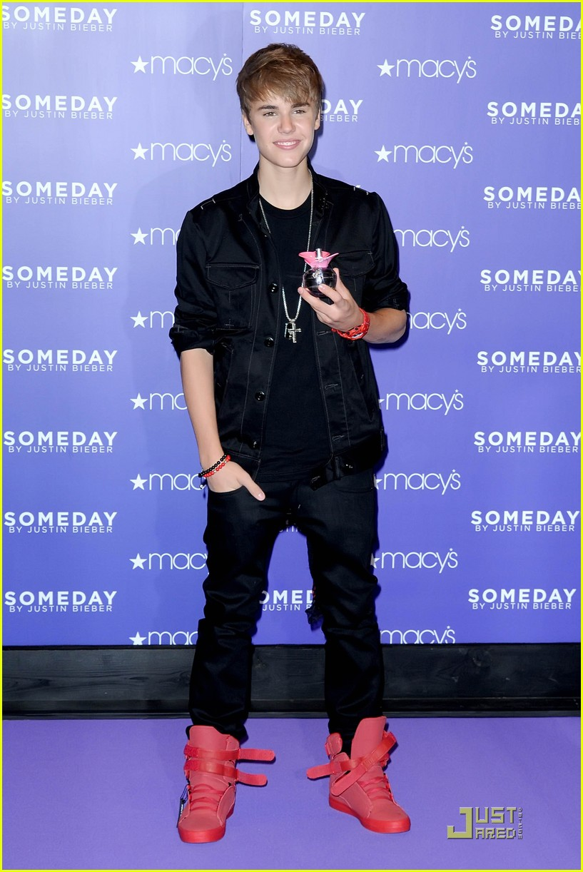 justin bieber someday launch 25