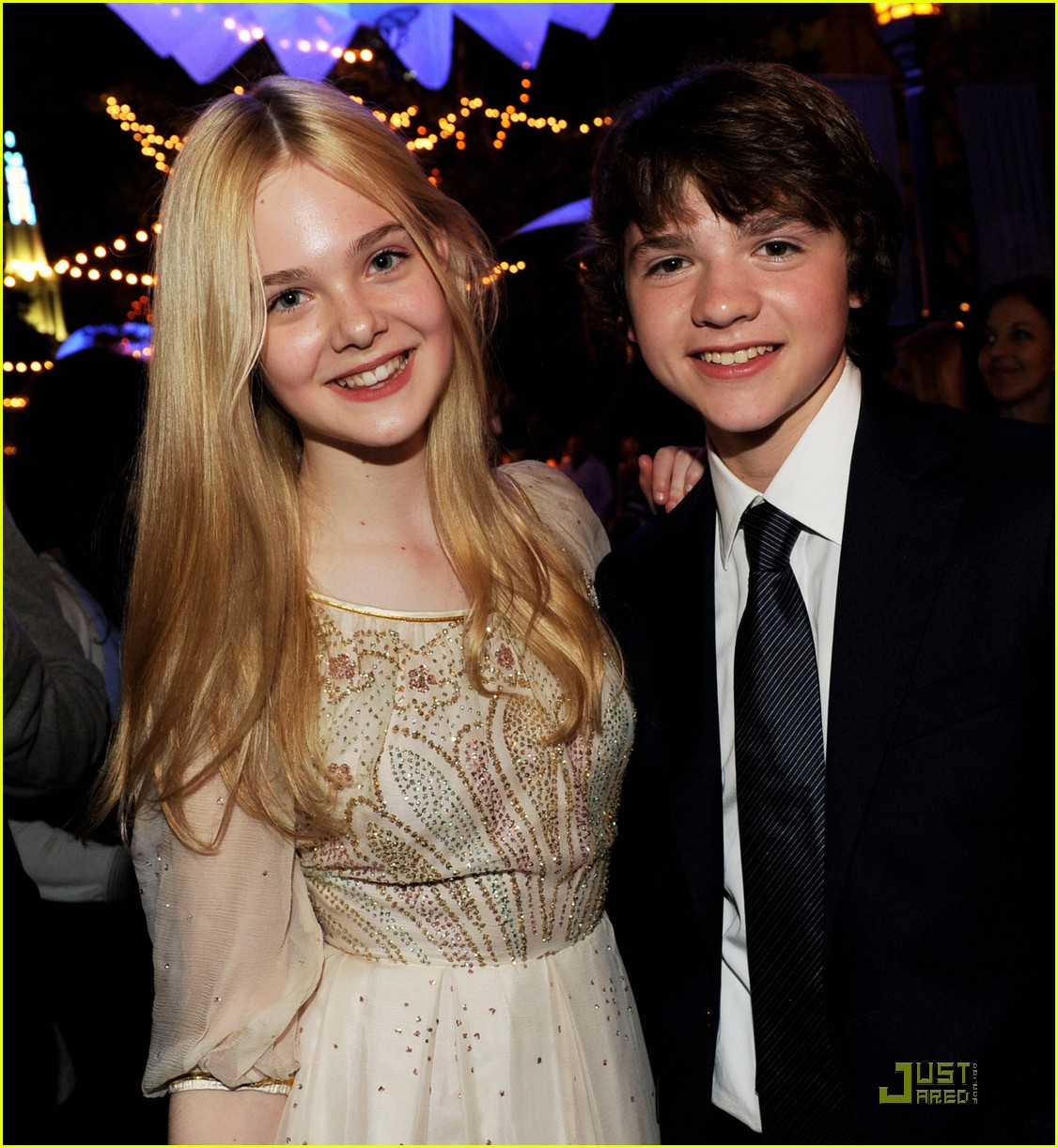 joel courtney super 8 premiere 05
