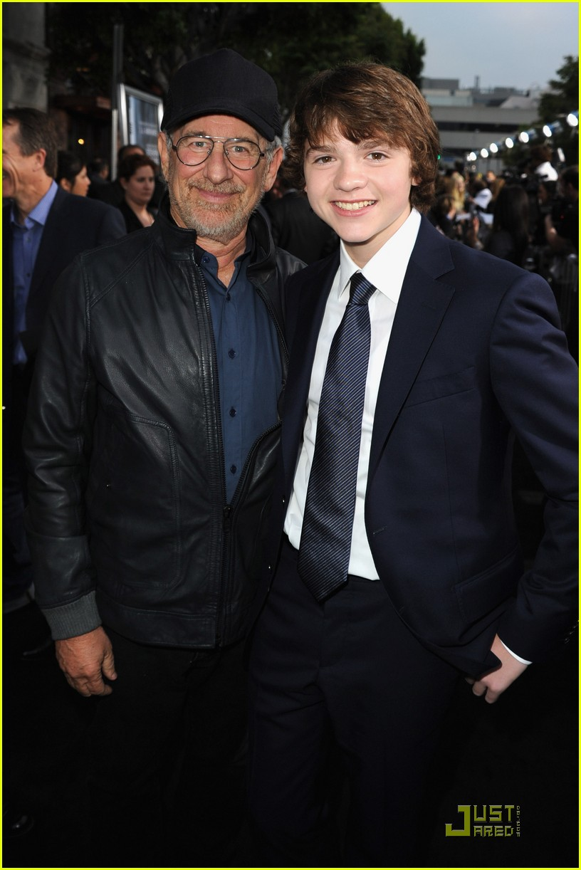 joel courtney super 8 premiere 10