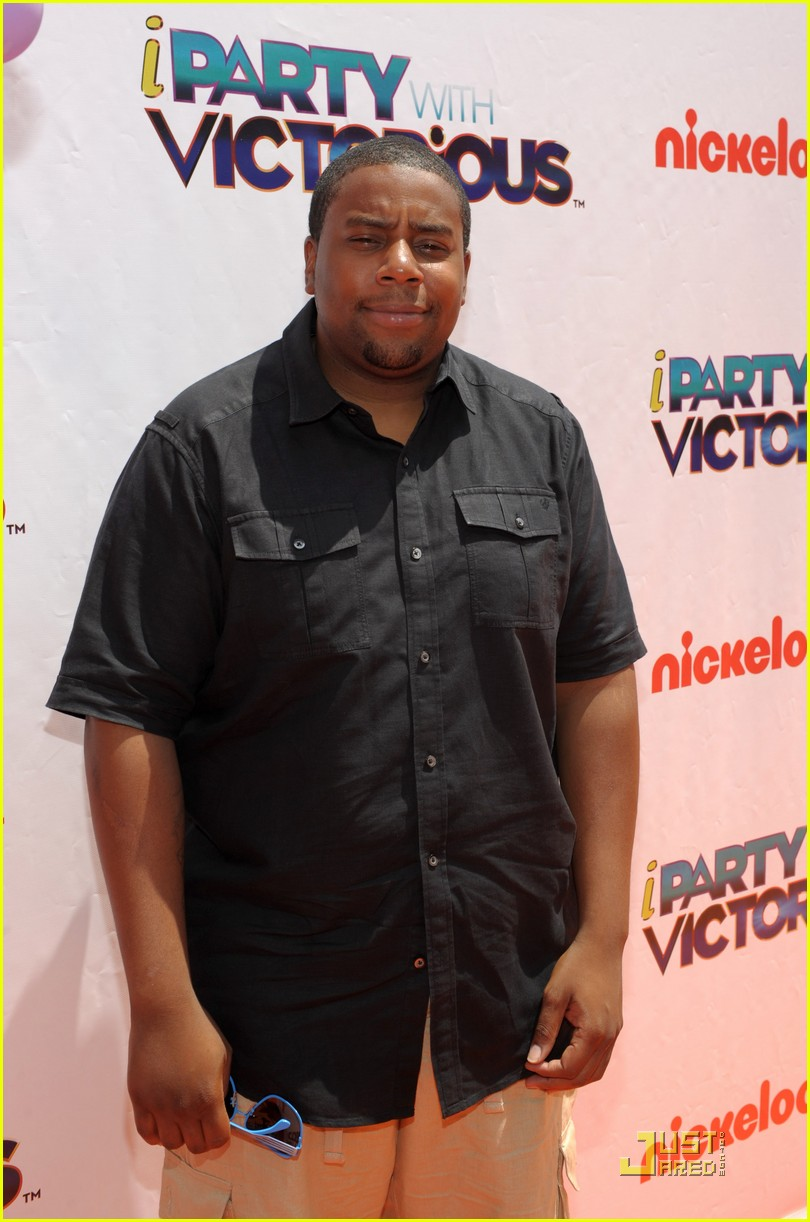 josh peck kenan thompson iparty 03