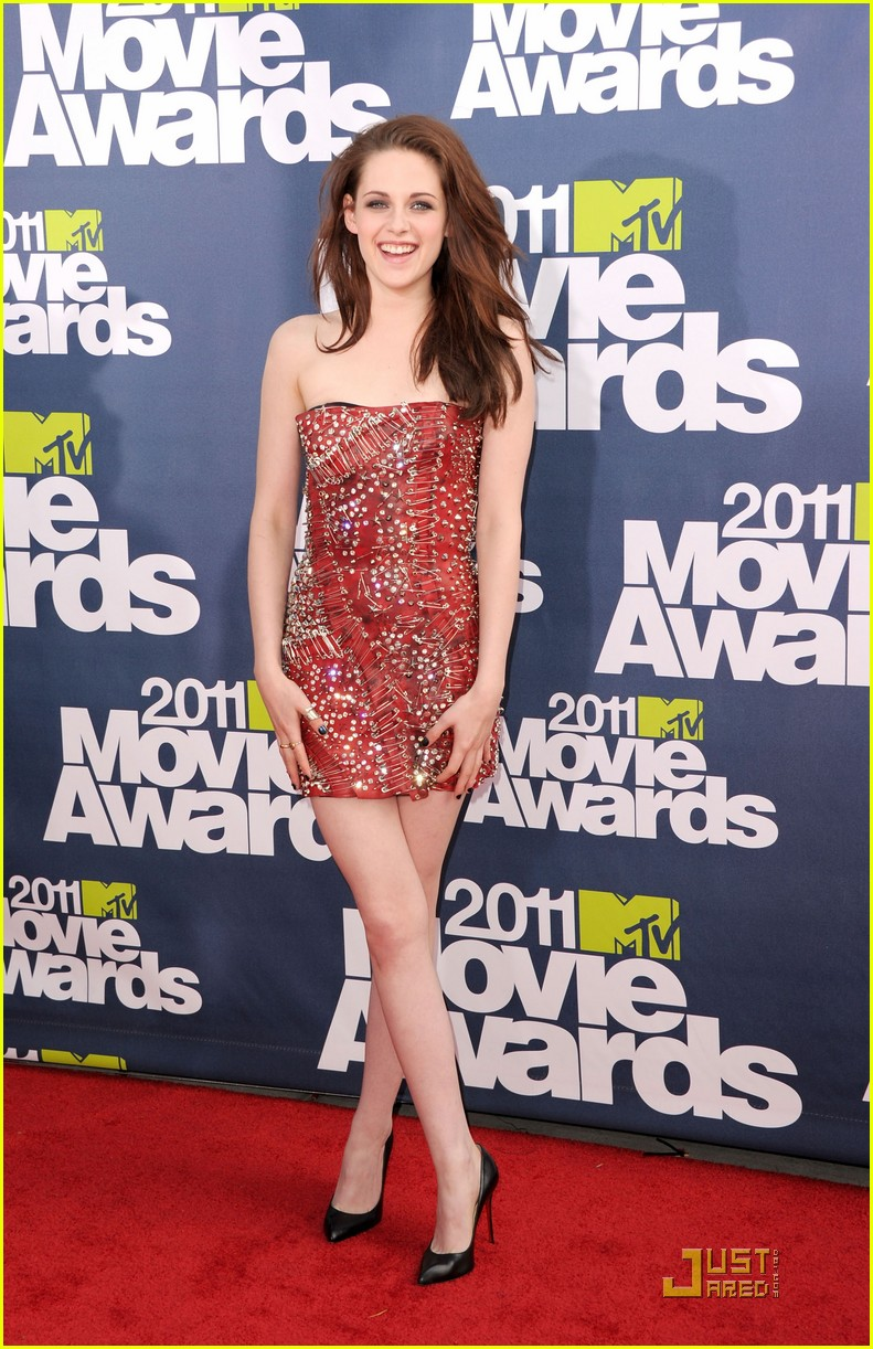 kristen stewart mtv awards 10