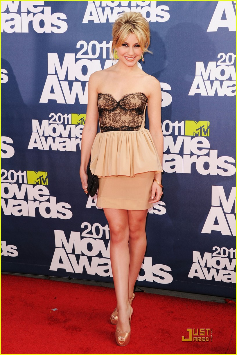 mtv movie awards best dressed 17