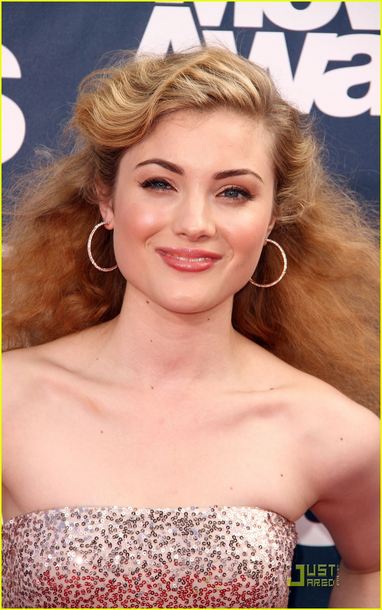 skyler samuels mtv movie awards 09