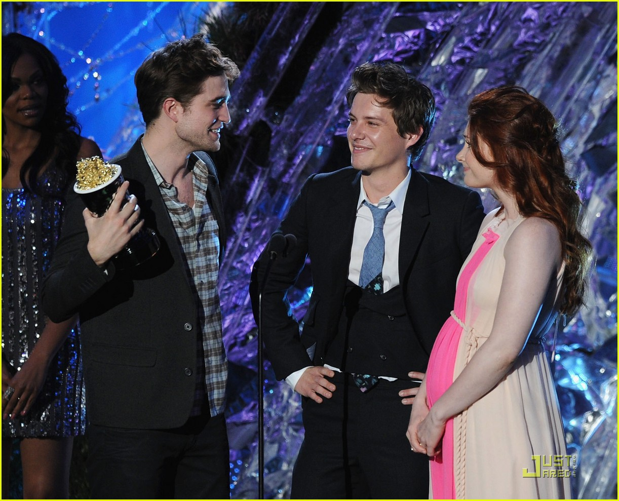 twilight eclipse mtv movie awards 03
