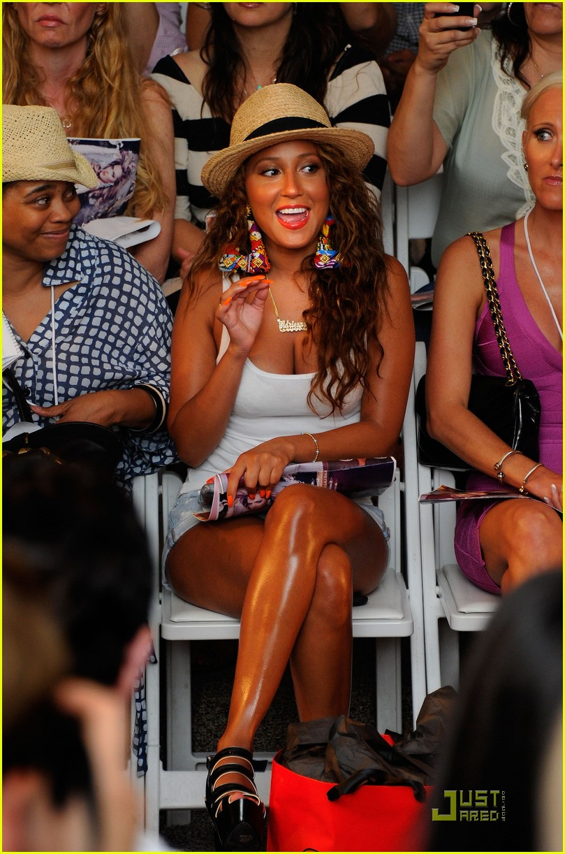adrienne bailon miami fashion 14