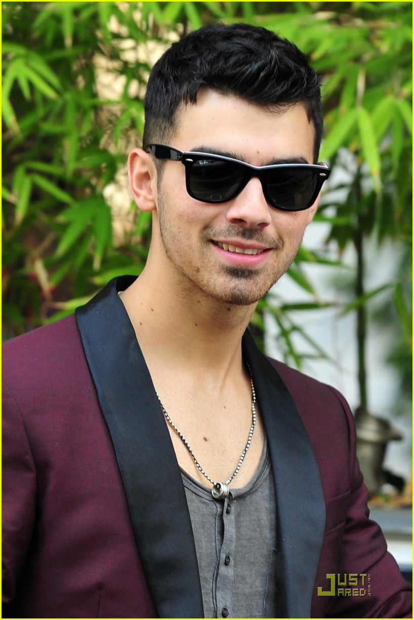 joe jonas bbc radio one 02