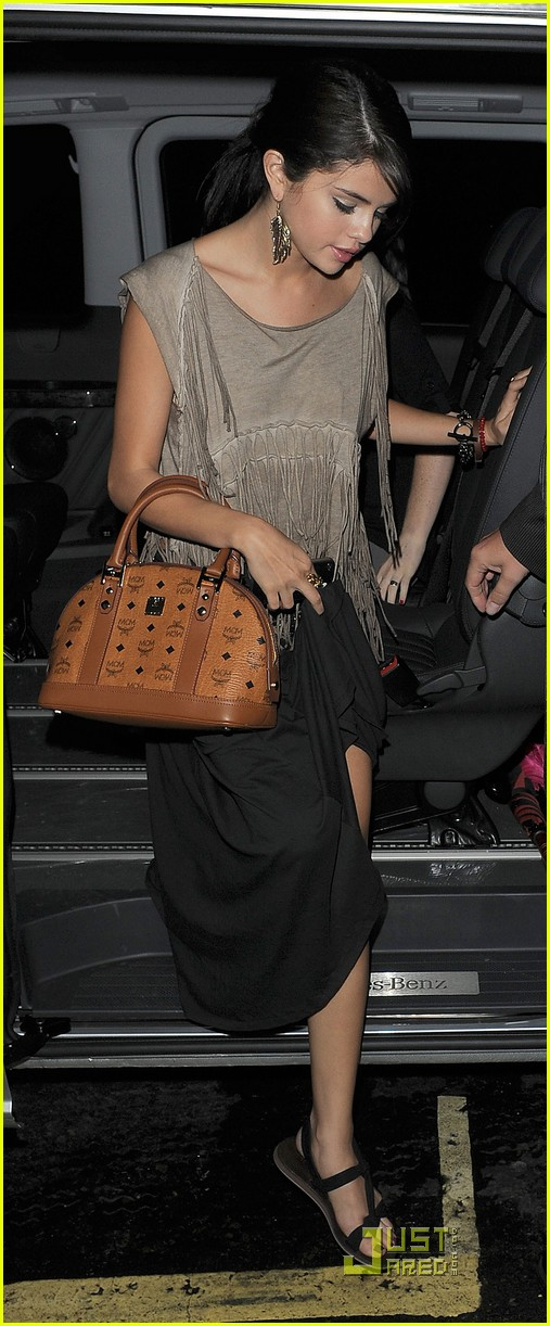 selena gomez nobu night 04