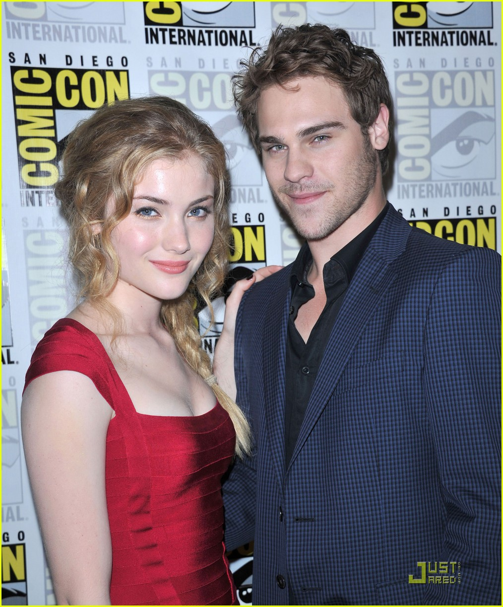 skyler samuels grey damon sdcc 09