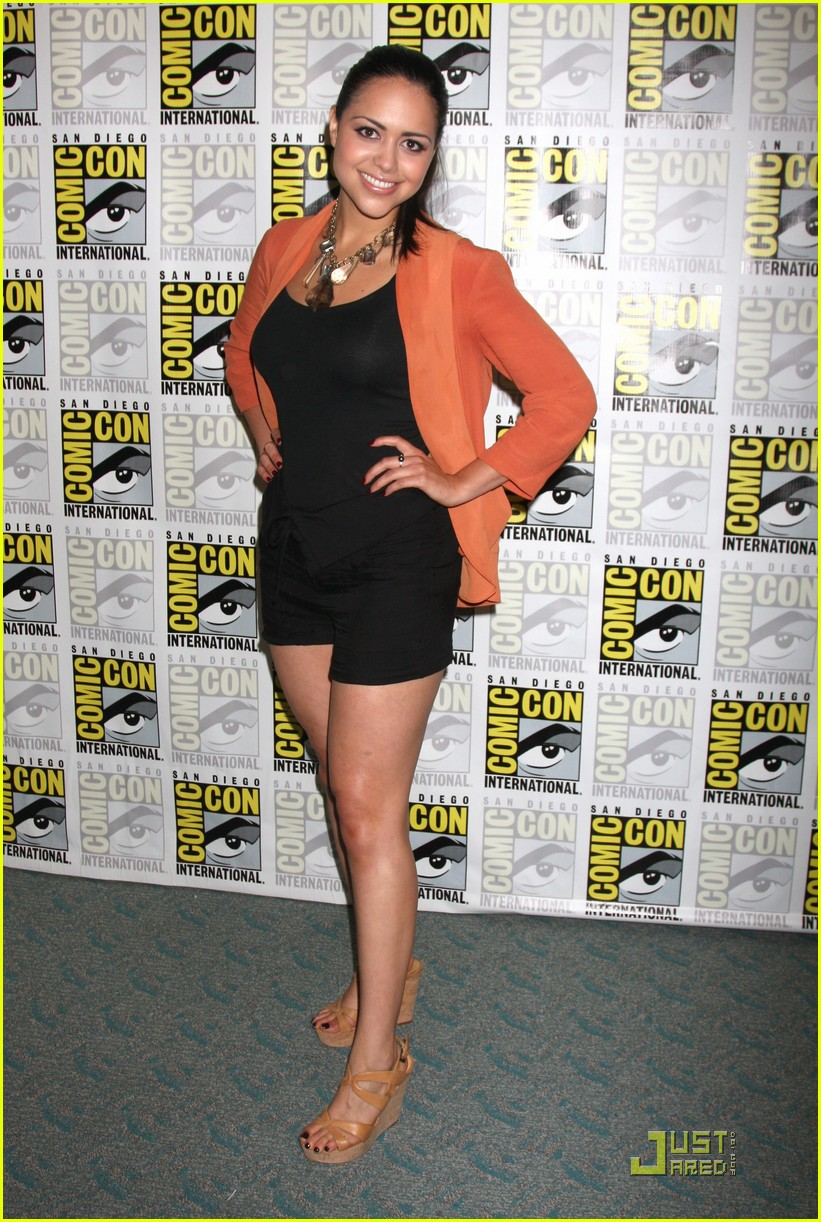 skyler samuels grey damon sdcc 18