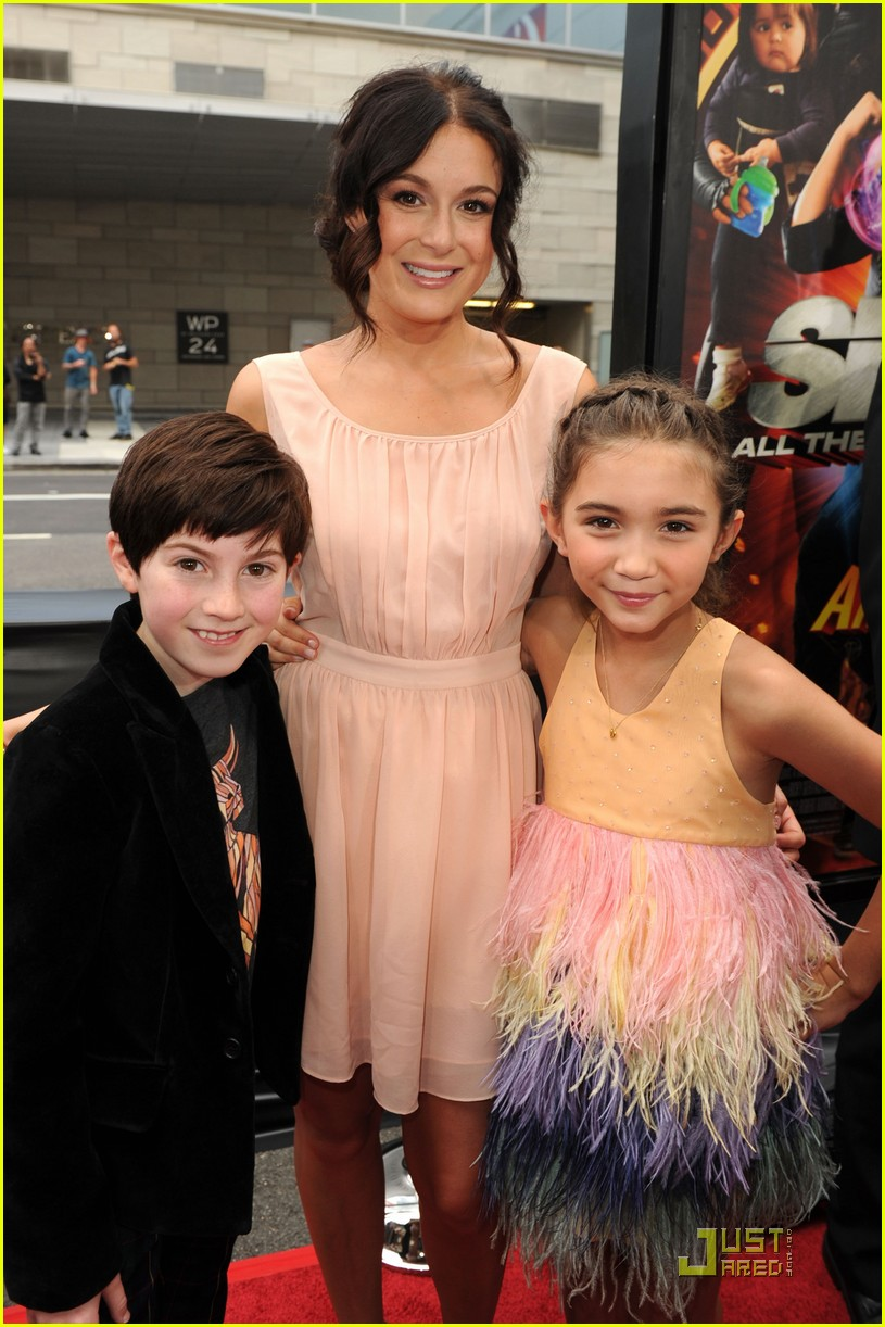 alexa vega spy kids premiere 02