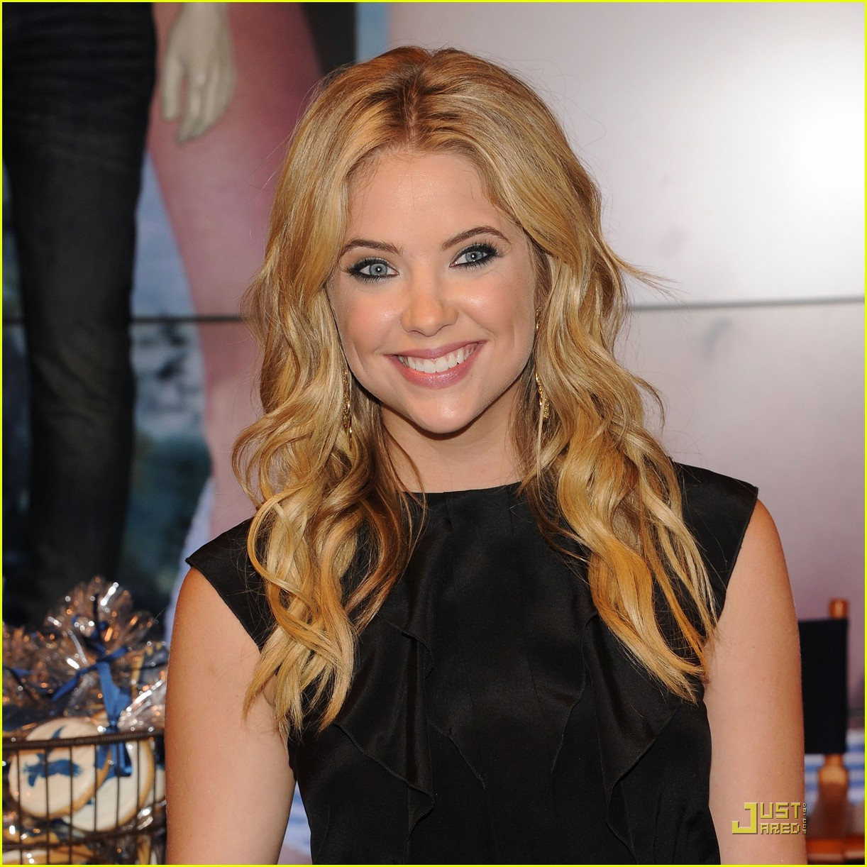 ashley benson seventeen nyc 23
