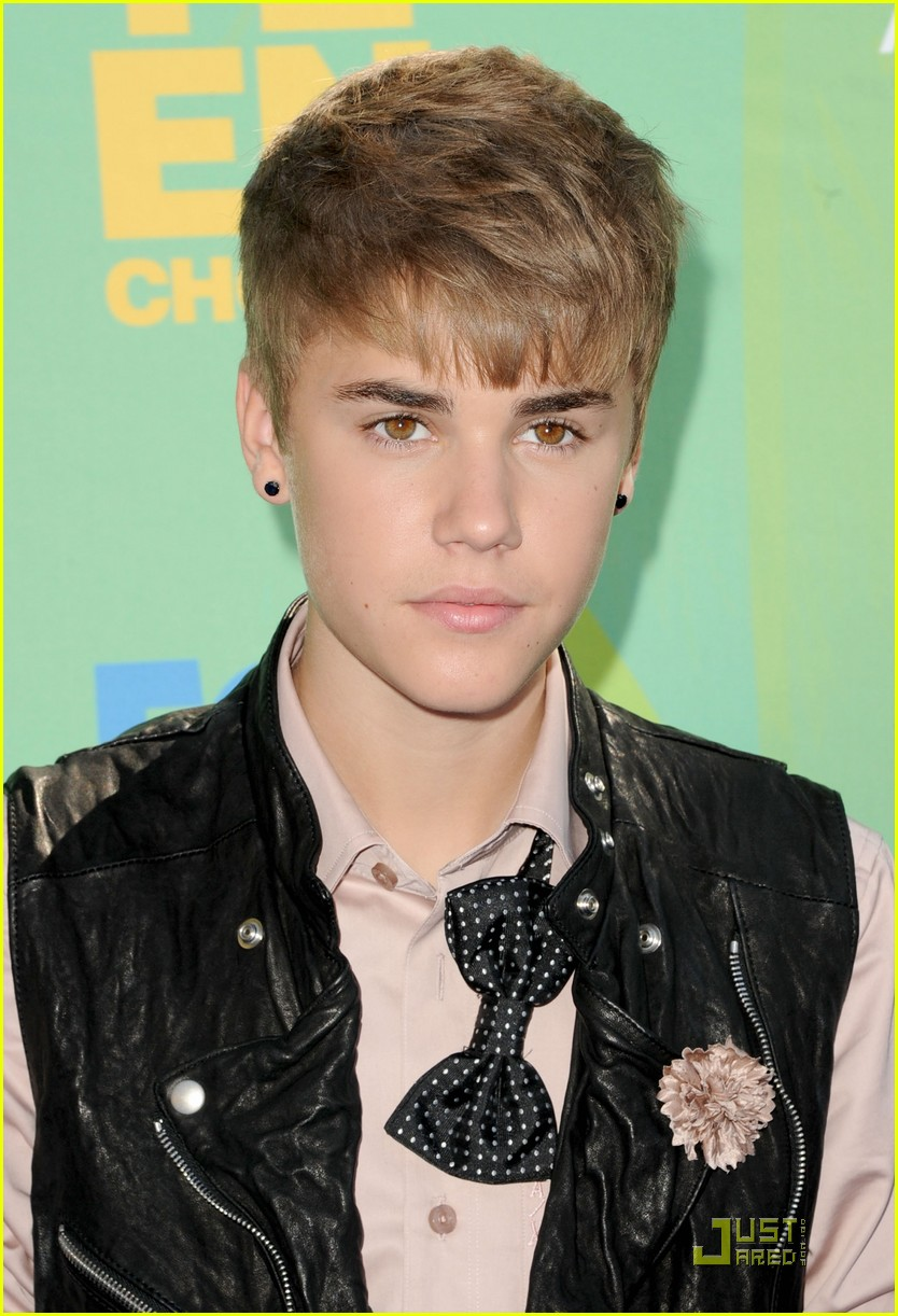 justin bieber teen choice 20