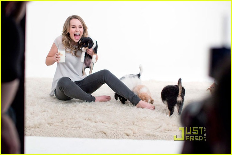bridgit mendler got milk 03