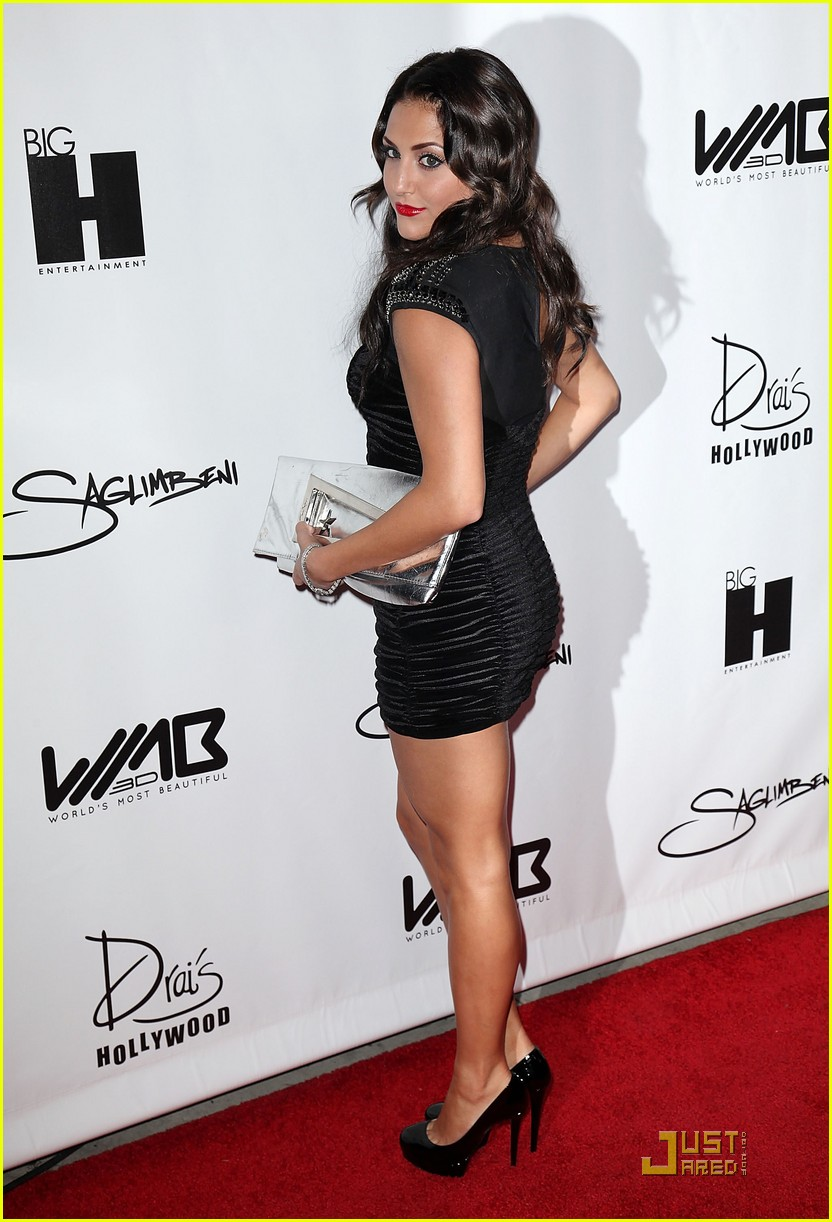 cassie scerbo yrb mag party 06